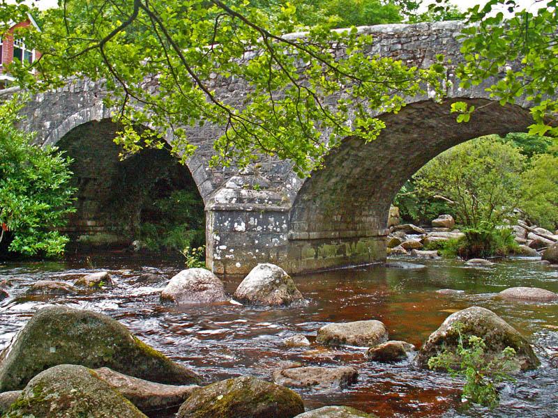 Dartmeet, Dartmoor National Park image