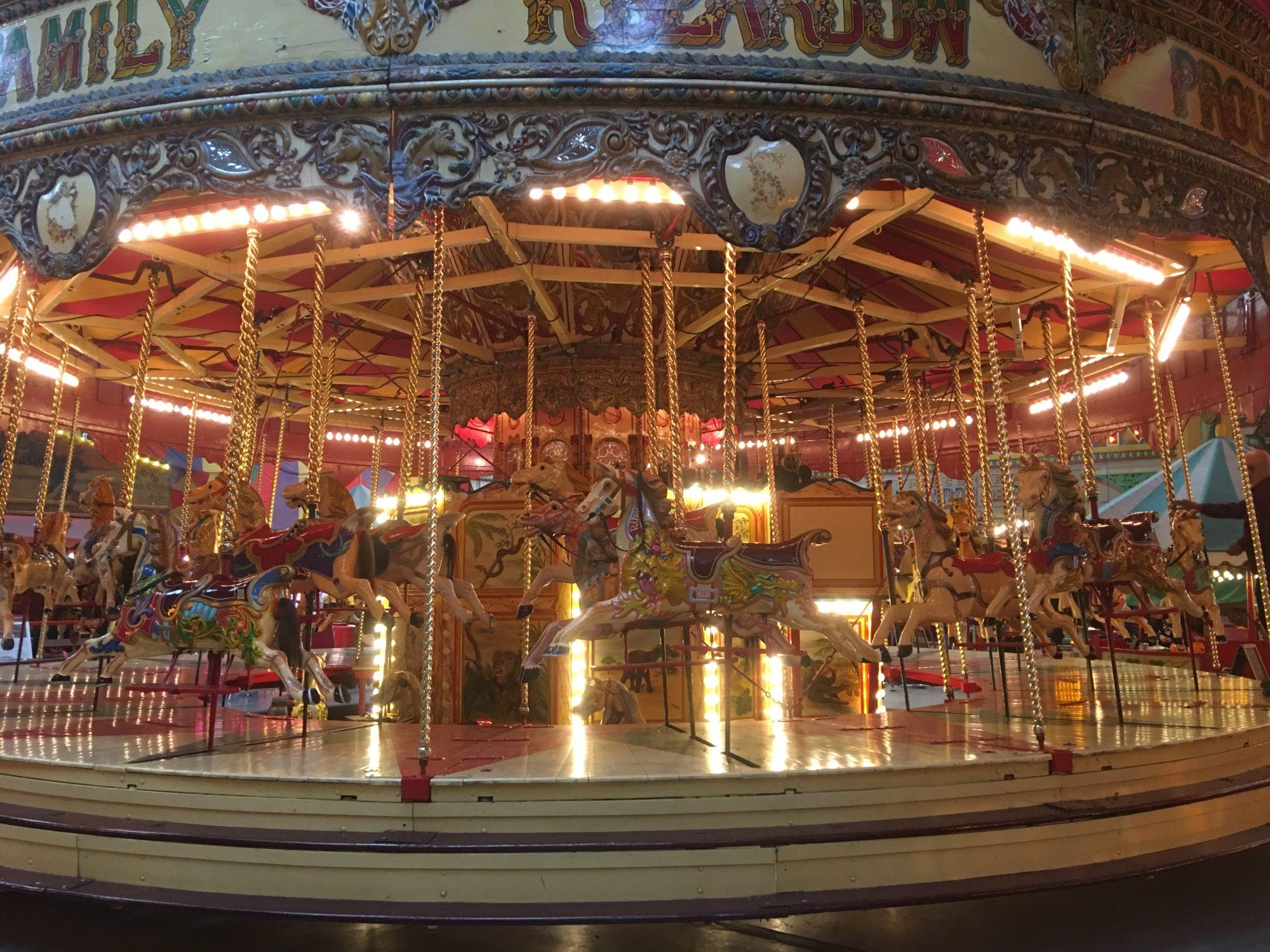 Dingles Fairground Rides 2