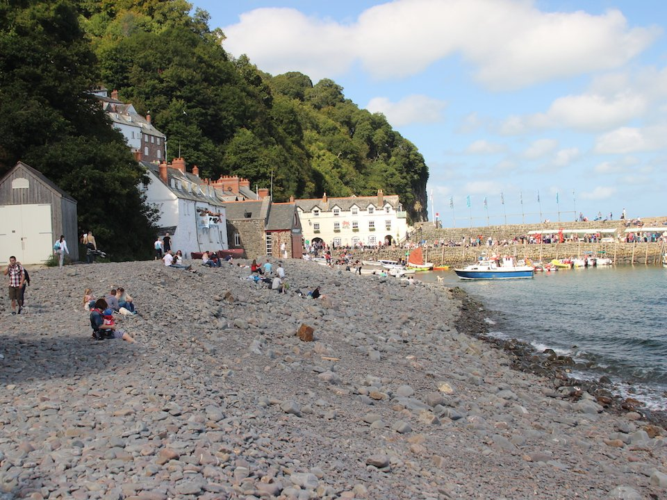 Accomodaton near Clovelly Village