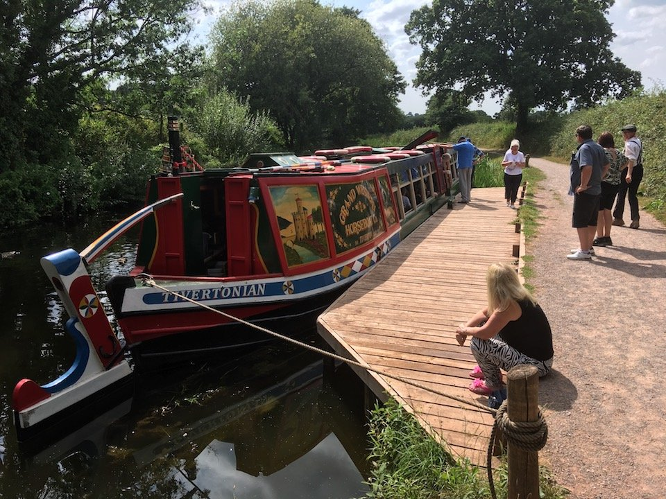 Tiverton Barge Trips