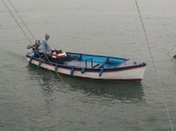 Fishing in Appledore